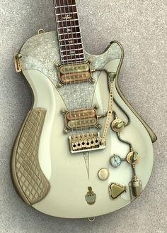 Don't know what it actually is, looks like some sort of Tremonti PRS