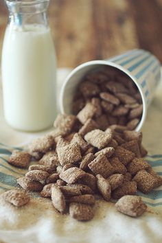 Skinny Protein Puppy Chow