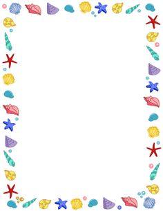 school frames and borders clip art | Clip Art & Printables: Frames, Borders, &... | Pinterest ...