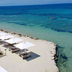 Sani Beach Club / Greece (via @tament74 on Instagram)