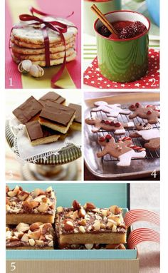 My Favorite Christmas Recipes - Love From The Oven - the most comprehensive Christmas baking list ever!