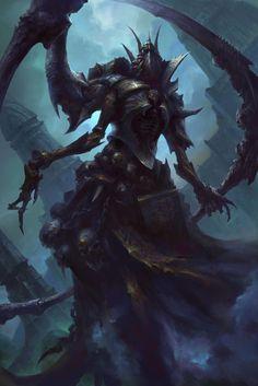 49 Best Catcher of Souls images | Dark fantasy, Fantasy art