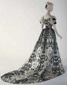 Vestido de Luxo Ano 1900 - Pesquisa Google