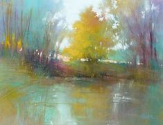 BARBARA BENEDETTI NEWTON PAINTINGS: A Sense of Place IV
