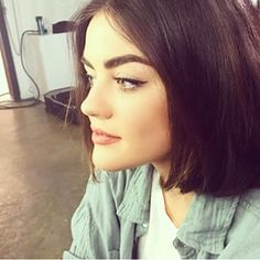 When they were the star of the show. | 22 Times Lucy Hale's Brow Game Was Stronger Than Yours