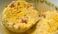 Baita Santa Lucia - Ledro (Tn), località Bezzecca. Chef Claudio Pregl http://www.identitagolose.it/sito/it/44/3369/dall-italia/la-culla-dei-canederli.htm?nv_pg=1