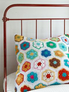 Nice with crocheted
