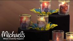 Photo Votives | Extras: Crafts & Hobbies | Michaels