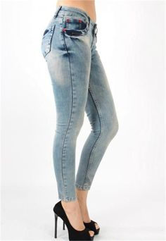 Cep Patlı Yüksek Bel Jeans Pantolon | Modelleri ve Uygun Fiyat Avantajıyla | Modabenle