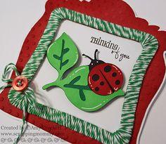 Ladybug Card & Treat Set