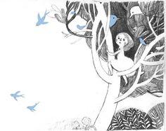 #VirginiaWolf. Kyo Maclear. Illustrations by Isabelle Arsenault #hermosurita