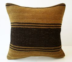 textiled pillow
