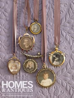 Designed for display yet intensely personal, lockets have long been a potent symbol of love...