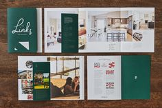 The Links by Infinity Properties - Free Agency Creative Layout Design, Print Design, Graphic Design, Brochure Design, Vancouver, Infinity, Real Estate, Branding, Pure Products