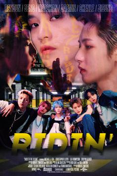 nct dream ridin' as a movie cover Aesthetic Memes, 80s Aesthetic, Frank Marshall, Song Kang Ho, Kpop Posters, Kathleen Kennedy, Retro Graphic Design, Movie Covers, Jaehyun Nct
