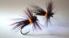 TYING THE CHOCOLATE DROP/BROWN CADDIS BY DAVIE MCPHAIL