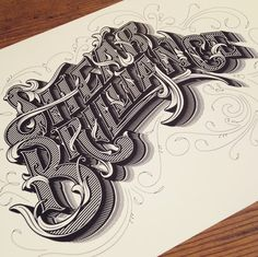 Lettering Time: 24 wonderful Lettering & calligraphic Logos for Inspiration