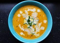 Orangen-Linsen-Karotten-Suppe