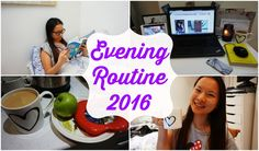 Night Time Routine 2016 + Giveaway WINNER!!