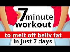 7 MINUTE HOME EXERCISE TO LOSE BELLY FAT |7 DAY CHALLENGE GET RID OF BELLY FAT| LUCY WYNDHAM-READ - YouTube