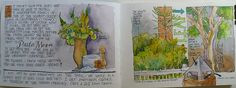strathmore journal page 2 by gaykraeger, via Flickr