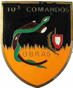 10ª Companhia de Comandos Moçambique