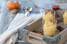 A paleo recipe for dairy free egg free Pumpkin Pudding.