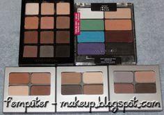 Best Drugstore Matte Eyeshadows