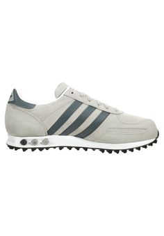 adidas Originals LA TRAINER Sneaker solid grey/bold onix/silver | Terrific Sneakers