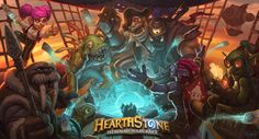 Hearthstone on Phones Key Art Artist: Jomaro Kindred http://jomarokindred.deviantart.com/