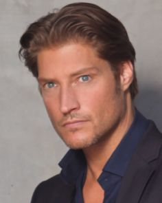 Sean Kanan~He is best known for portraying Deacon Sharpe on the CBS soap operas The Bold and the Beautiful and The Young and the Restless.