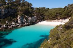 For silky sand, craggy coves and Caribbean-blue waters head to this Balearic…
