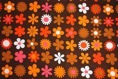 Heidi vintage fabric by Genia Sapper