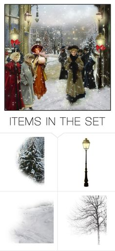 """""""May The Spirit Of Christmas Bring You Peace, The Gladness Of Christmas Give You Hope, The Warmth Of Christmas Grant You Love."""" by victorianheaven ❤ liked on Polyvore featuring art and vintage"""