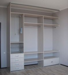 шкаф купе декор - Поиск в Google Wardrobe Design Bedroom, Wardrobe Furniture, Bedroom Wardrobe, Wardrobe Closet, Built In Wardrobe, Bedroom Furniture, Deep Closet, Walk In Closet, Wardrobe Solutions