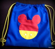 happyartgr:backpack for kids Kids Backpacks, Drawstring Backpack, Jewerly, Handmade Gifts, Happy, Bags, Hand Made Gifts, Purses, Jewelry