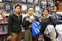 【大阪店】2014.11.11 ロンゴリアのTシャツすみません、、、日米野球楽しんで下さいね^^!