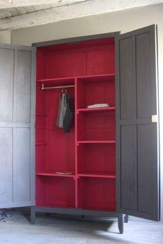 armoires - petite belette
