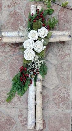 Grave decoration for the day of the dead - Sírdísz Halottak Napjára grave decoration . Grave decoration for the day of the dead – Sírdísz Halottak Napjára Grave decoration for the day of the Grave Flowers, Cemetery Flowers, Funeral Flowers, Easter Wreaths, Christmas Wreaths, Christmas Crafts, Christmas Decorations, Holiday Decor, Advent Wreaths