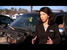 Car buyers beware! Tens of thousands of cars were flooded during super storm Sandy last October. Today most of these cars sit abandoned on old lots but some of them have been cleverly cleaned and refurbished and will end up on used car lots near you!    Flood-damaged cars are NOT safe. Automotive journalist and TV car expert Lauren Fix explains ho...