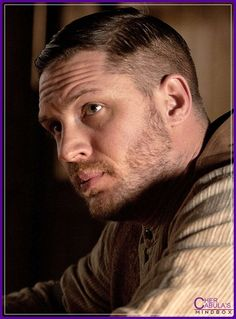Tom Hardy is back in Lawless, sporting a beard now and is playing the role of a gangster.