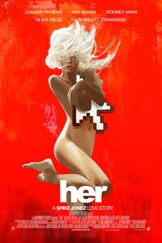 poster / Her by Janee Meadows