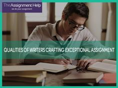 Want to choose the best assignment writer to get premium assignment? Look for these qualities and you can easily make the perfect choice.