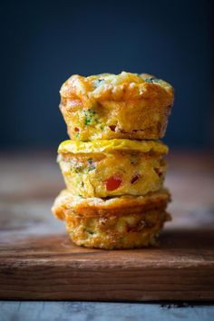 These Grab and Go Veggie Egg Cups are my fave for a healthy high-protein breakfast for busy mornings. They're made with any variety of low-carb veggie you like, plus fresh eggs, cheddar cheese and seasoning. Each serving has 17 grams of protein! They are sugar-free, grain-free, vegetarian and low-carb too. DISCLOSURE: This post is sponsored …