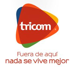 Tricom Logo, Before and After