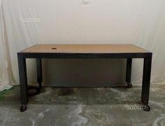 via SUBITO EURO 190  firenze  La Mecca contovendita - Tavolo scrivania in ferro - Arredamento e Casalinghi In vendita a Firenze - Subito PRO