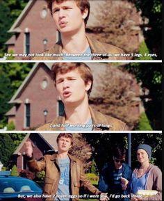Love this guy = Augustus Waters ♡