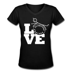 LOVE Occupational Therapy T-Shirt | MPpredesigned | ID: 12362735