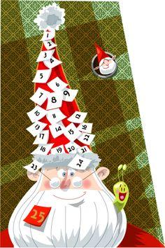 L'avent, un avant-goût de Noël ! - L'avent, c'est cette période «terrible» durant laquelle nous attendons la venue du Père-Noël en mangeant un chocolat par jour. Mais connaissez-vous l'origine de cette tradition ?