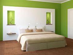 Descubre cuales son los colores más recomendables para la decoración de dormitorios, además aprende como combinar colores para decorar habitaciones.